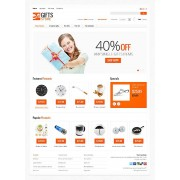 PrestaShop Templates TM 38256 v1.4