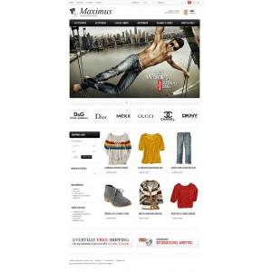 PrestaShop Templates TM 37780 v1.4