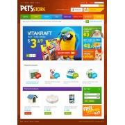 PrestaShop Template TM 33483 Pet Store