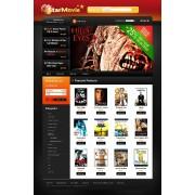 PrestaShop Template TM 33462 Start Movie