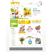PrestaShop Template TM 33274 Gift Store
