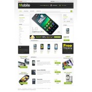PrestaShop Template TM 32786 Mobile Store