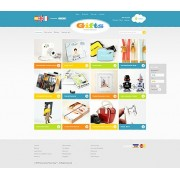 PrestaShop Template TM 30642 Gift Store