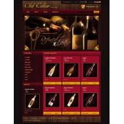 PrestaShop Template TM 30459 Old Cellar