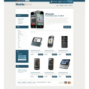 PrestaShop Template TM 29792 Mobile Store