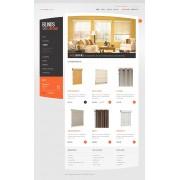 PrestaShop Templates TM 39882 v1.4 - blinds and curtains