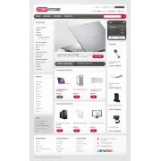 PrestaShop Templates TM 39951 v1.4 - Computer Store