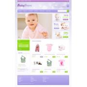PrestaShop Templates TM 40002 v1.4 - Baby Store